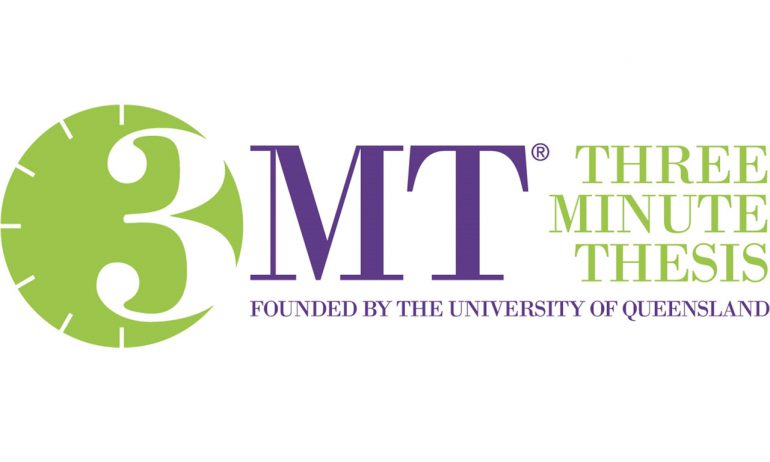 3 Minute Thesis 2017 – Challenge Your Research Students – Teaching@Sydney